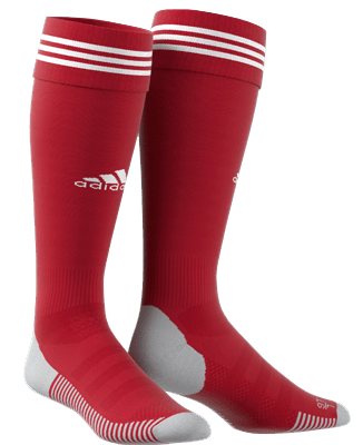 USP Adidas Red Socks - Home