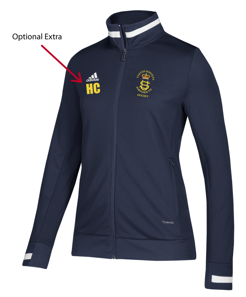USP Womens Adidas Navy Track Jacket