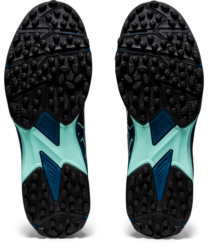 Asics Field Ultimate Womens Black 2020 Top View