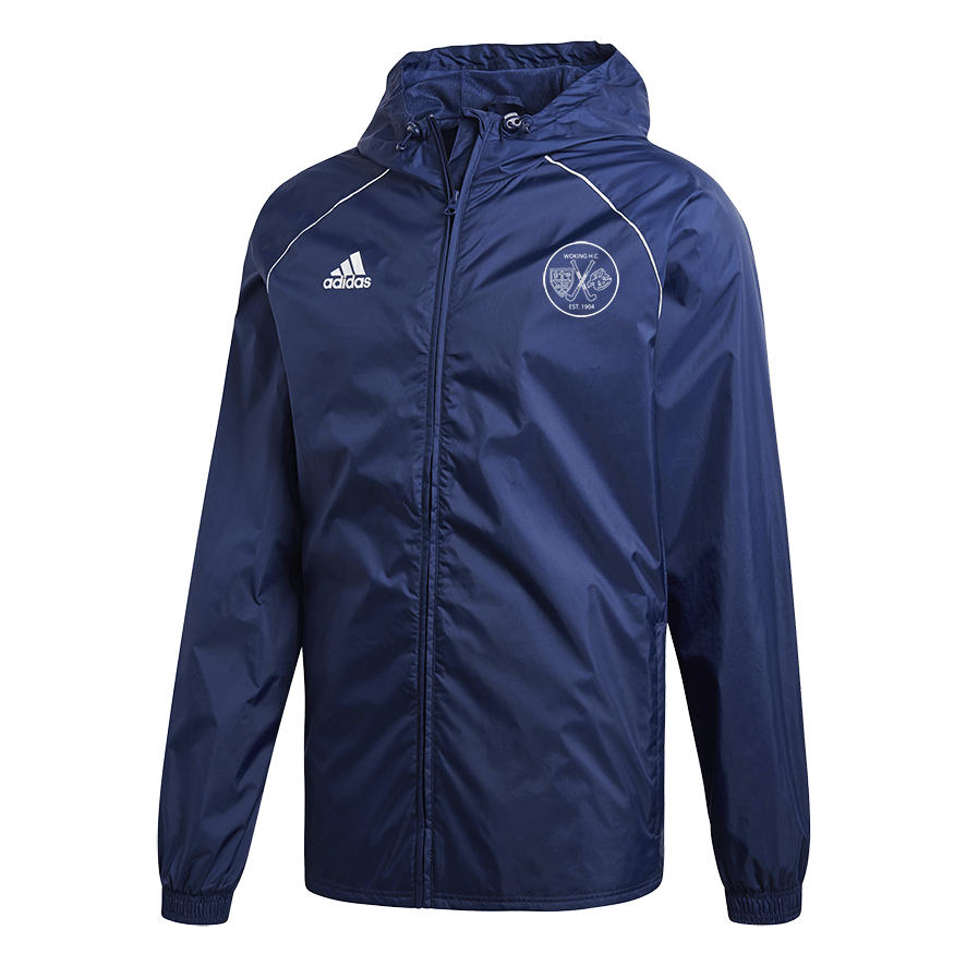 Woking HC Training Rain Jacket