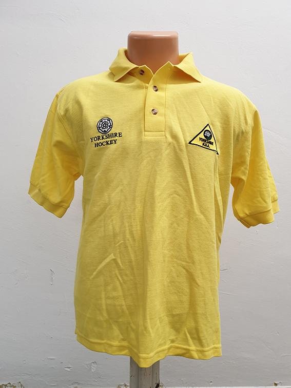 Yorkshire Hockey Umpires Association Standard Polo