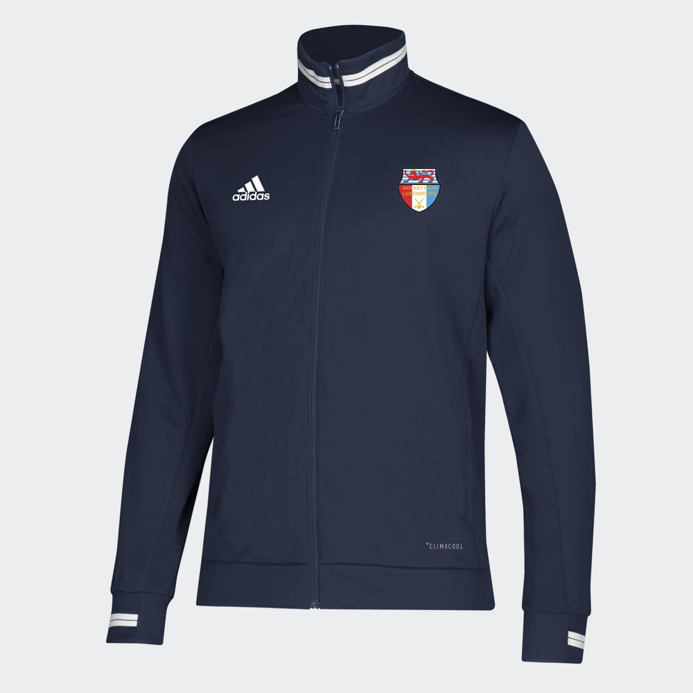 Luxembourg HC JUNIOR Adidas Navy Track Jacket