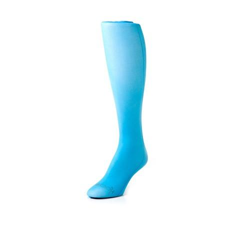 Carolina Blue Performance Liner Sport Socks