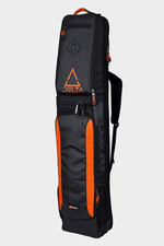 Grays Delta Kitbag 2019 Black Orange Front