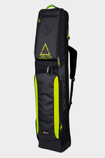 Grays Delta Kitbag 2019 Black Yellow Front