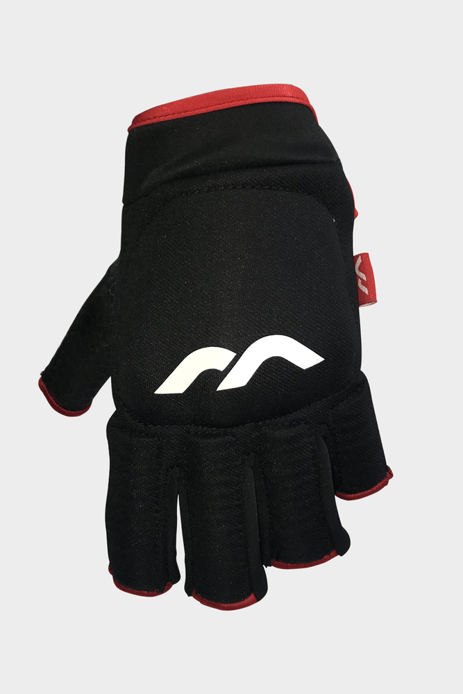 Mercian Evolution 0.1 Glove 2019 Black Red Left Hand Back