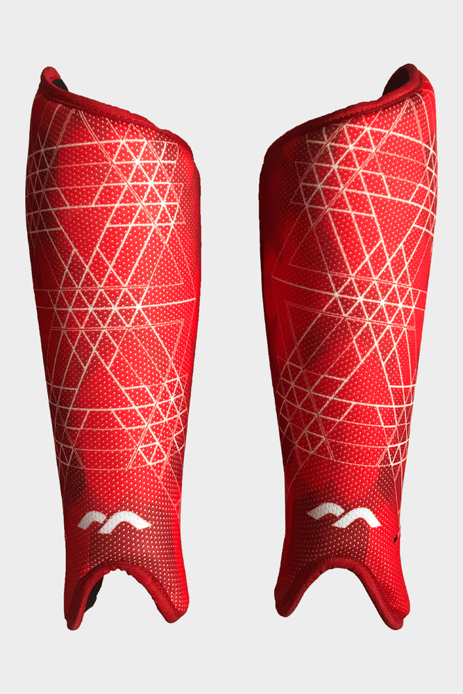 Evolution 0.1 Shin Pad Red (2019)
