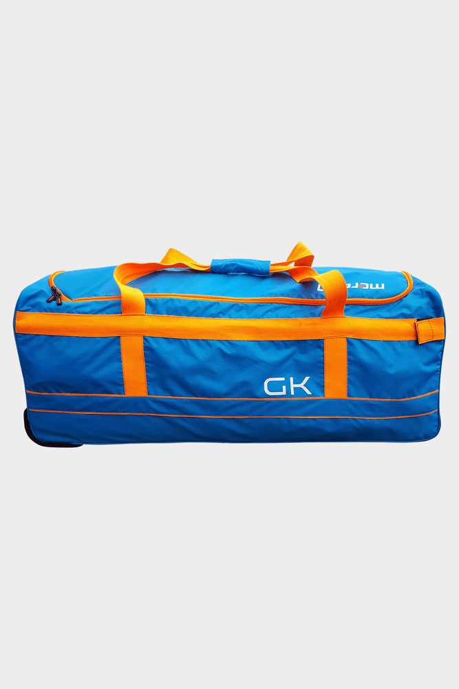 Mercian Evolution 0.2 Stand Up GK Bag 2019 Blue Orange