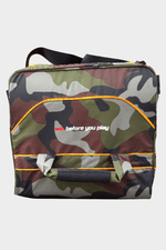 Mercian Evolution 0.2 Stand Up GK Bag 2019 Camo Handle
