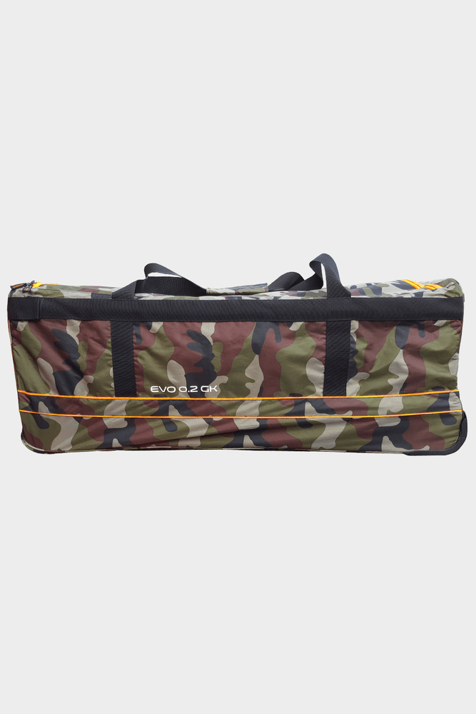 Mercian Evolution 0.2 Stand Up GK Bag 2019 Camo right Side