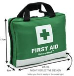 210 Piece First Aid Kit- Emergency kit