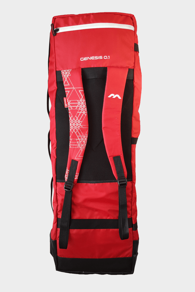 Mercian Genesis 0.1 Stick Bag 2019 Red White Back