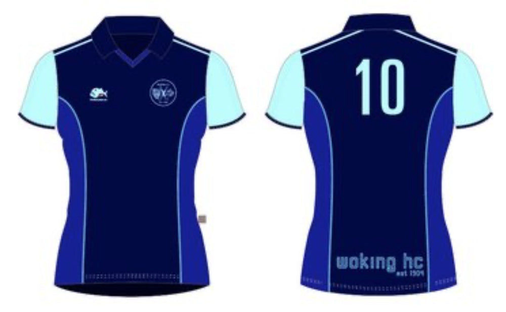 Woking HC Womens Home Playing Shirt