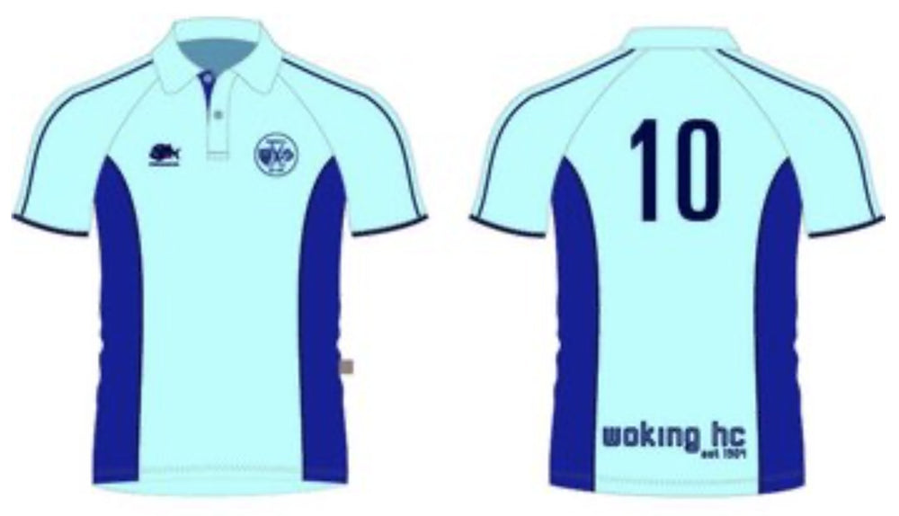 Woking HC Mens Away Playing Shirt