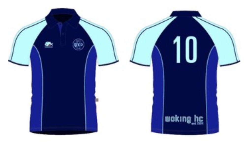Woking HC Mens Home Playing Shirt
