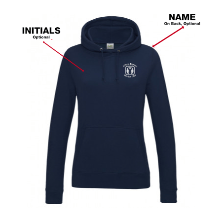 MKHC Standard Womens Hooded Top | The Hockey Centre