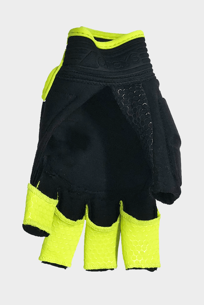 Touch PRO Black/Fluo Yellow Left Hand | The Hockey Centre