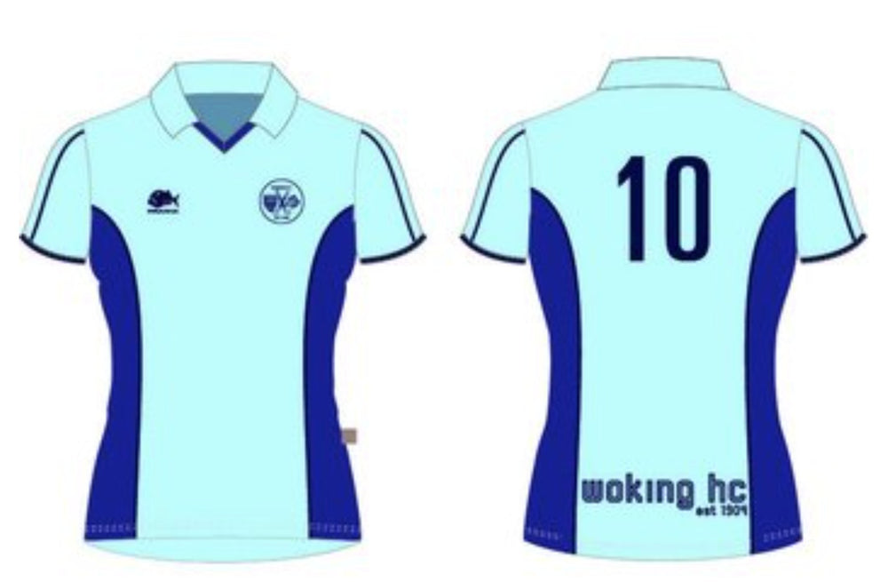 Woking HC Womens Away Playing Shirt