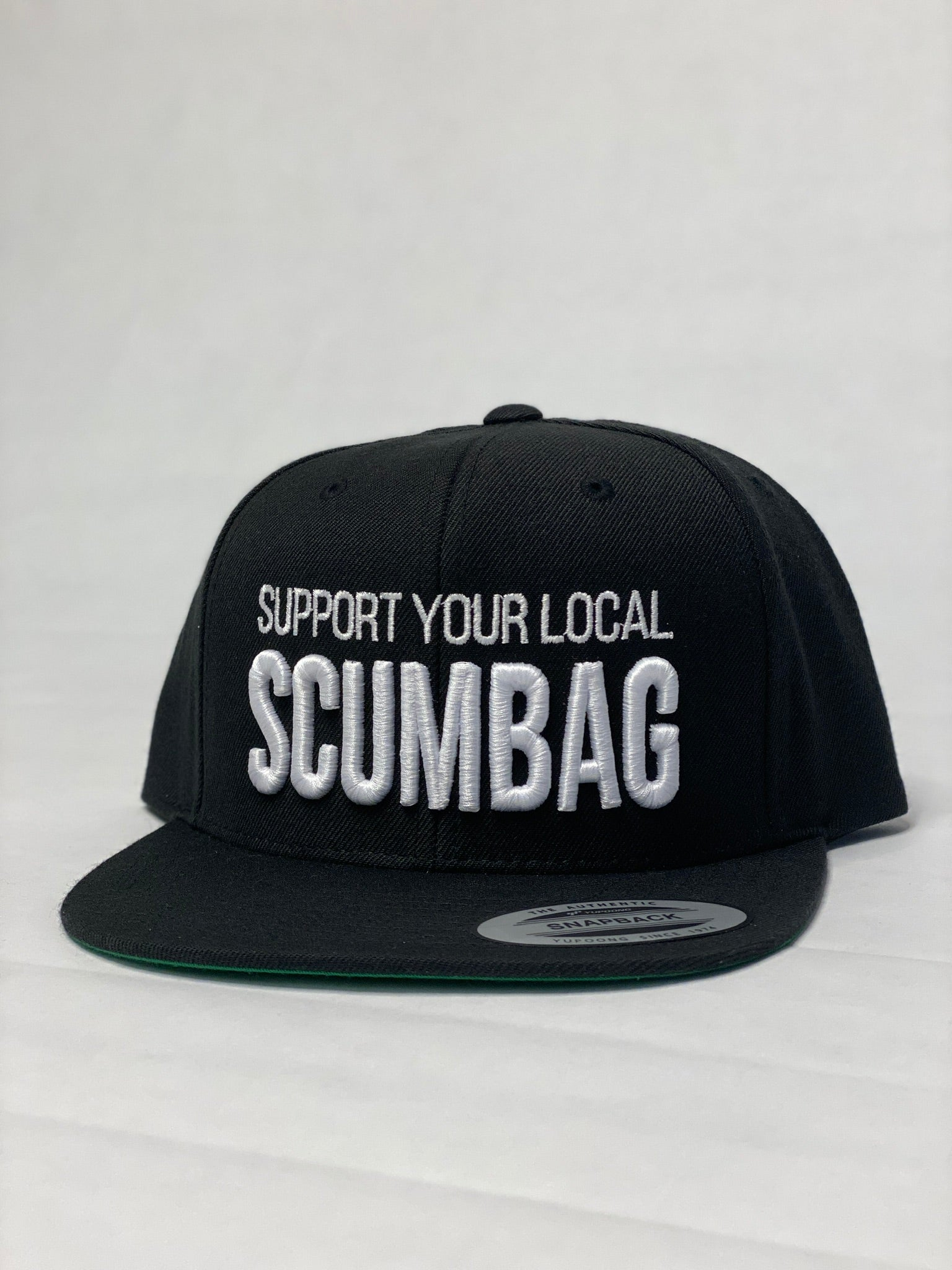 Scumbag Snap Back