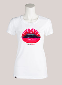FUCK YOU LIPS Women's T-Shirt