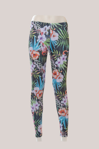 BADD All Over Flower Print Leggings