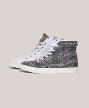 Load image into Gallery viewer, BADD Women's Leopard Print High Top Sneakers