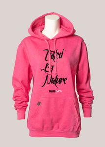 TATTED BY NATURE Women's Tattoo Hoodie