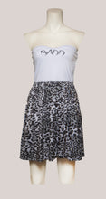 Load image into Gallery viewer, BADD Leopard Print Strapless Dress
