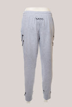 Load image into Gallery viewer, BADD Logo Women's Chain Sweatpants Grey