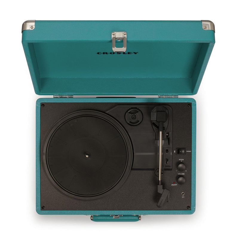 Vintage Teal Crosley Deluxe - Stella and Bobbie
