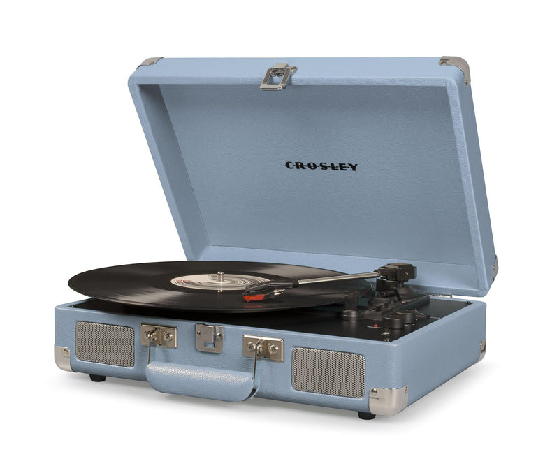 Heavenly Sky Blue Crosley Deluxe - Stella and Bobbie