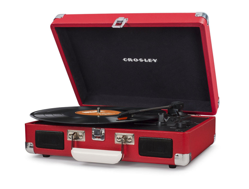 Cherry Bomb by Crosley Deluxe - Stella and Bobbie