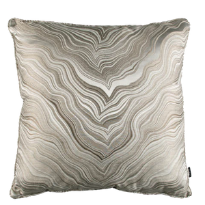 Veined Marble Cushion