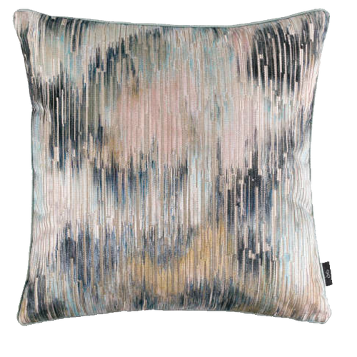 Shimmering Oriental Cushion