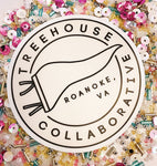 Treehouse Round Stickers