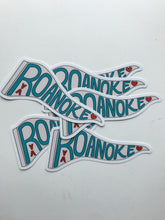 Load image into Gallery viewer, Large Roanoke Sticker