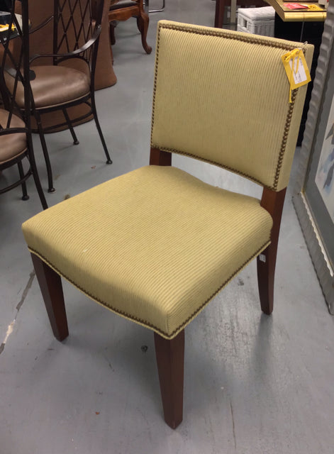 Dining Room Chairs with Nailheads (5 Available)