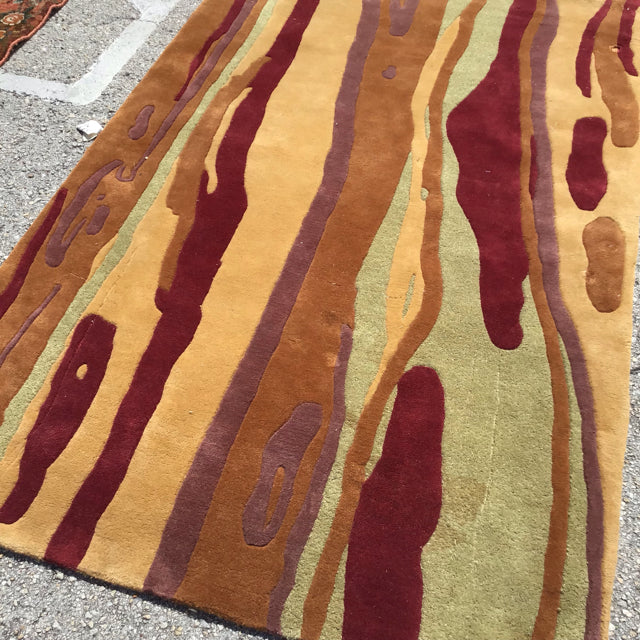 Bordeaux Area Rug