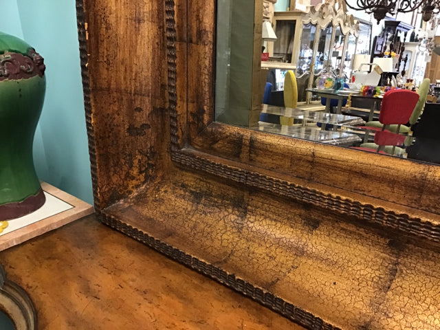 Faux Bamboo XL Mirror