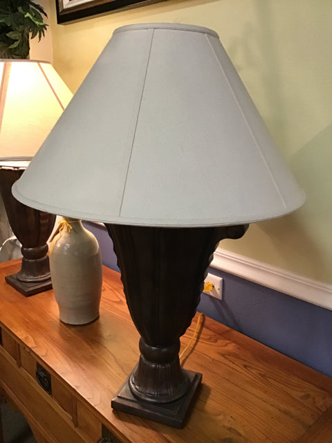 Large Urn Style Lamp (2 available)