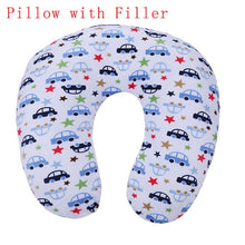 Load image into Gallery viewer, Newborn Baby Nursing Pillows Maternity Baby U-Shaped Breastfeeding Pillow Infant Cuddle Cotton Feeding Waist Cushion Baby Care