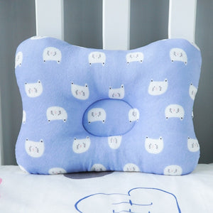 Baby Nest Safety Pillow - Kitty