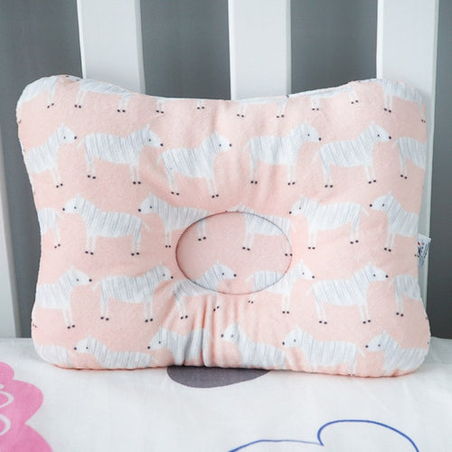 Baby Nest Safety Pillow - Little Animal