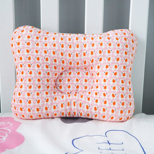 Baby Nest Safety Pillow - Baby Elephant