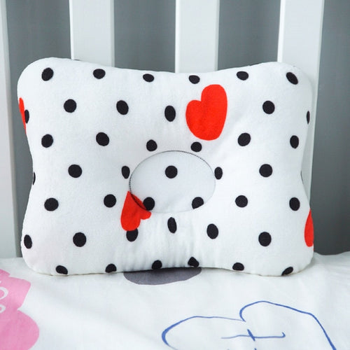 Baby Nest Safety Pillow - Heart
