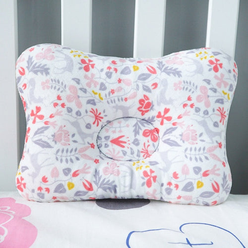 Baby Nest Safety Pillow - Floral