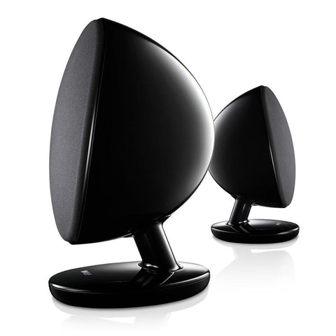 Black EGG Bluetooth Computer Speakers