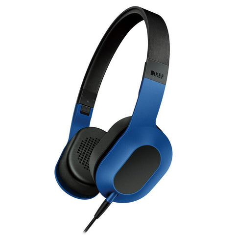 Blue M400 On Ear Wired Headphones