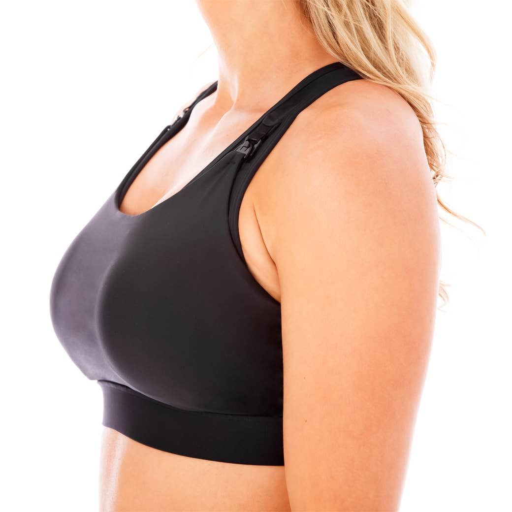 Athena 2.0 Nursing Sports Bra - High Impact