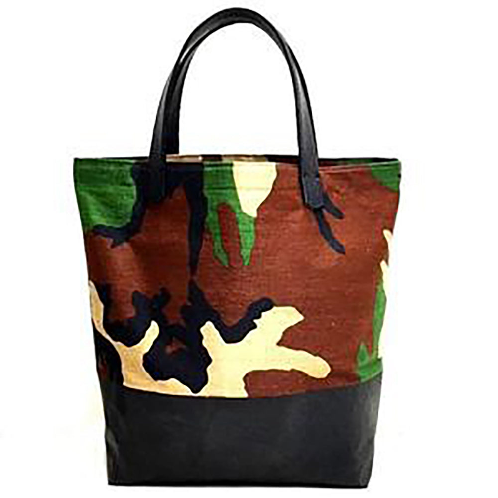 Pop Tote - Lightweight Canvas Tote